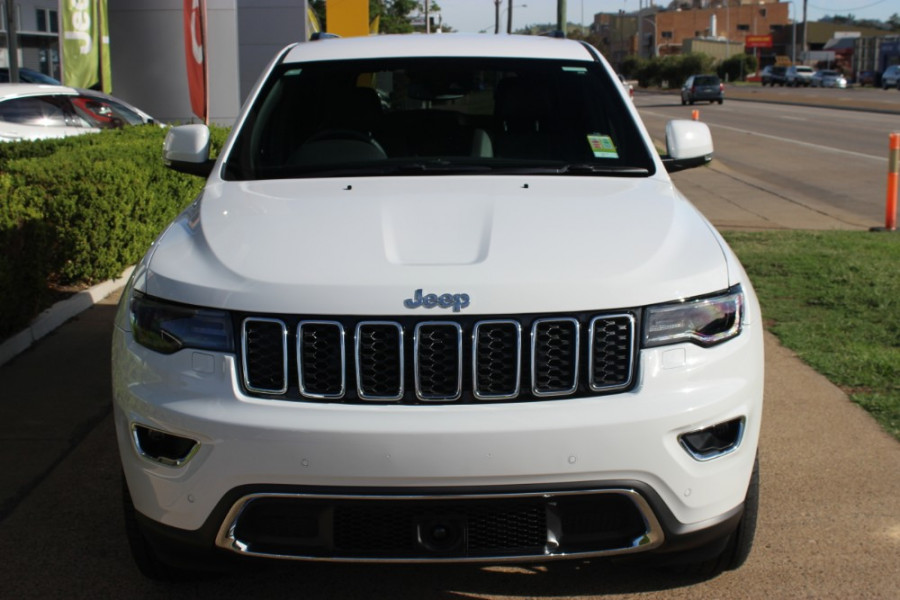 2019 MY20 Jeep Grand Cherokee WK Limited Suv