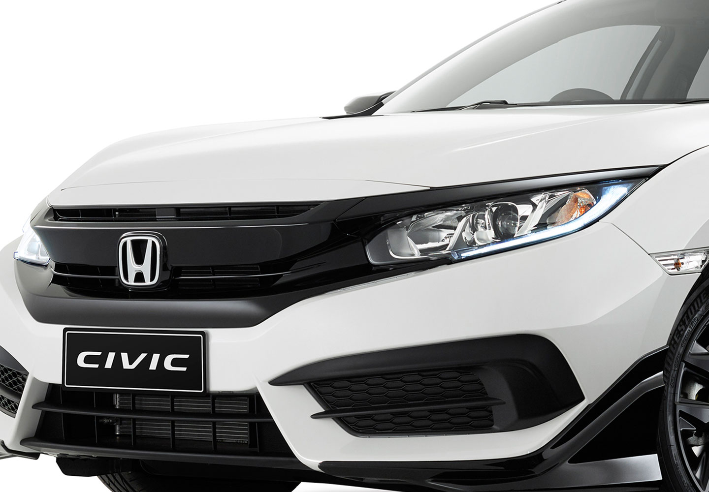 Honda Civic Sedan Accessories Sydney Autosports Jazz Rs Sports Grille