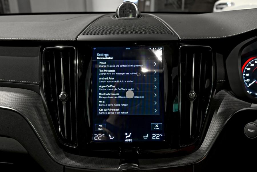 2021 Volvo XC60 UZ T6 R-Design Suv Image 11