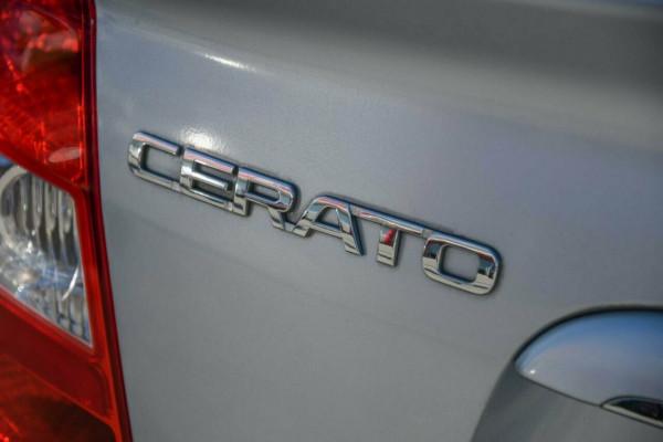 2005 MY06 Kia Cerato LD MY06 EX Sedan Image 4