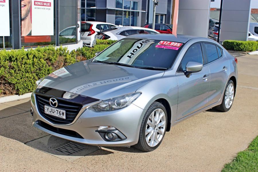 2013 Mazda Mazda3 BM5236 SP25 Sedan
