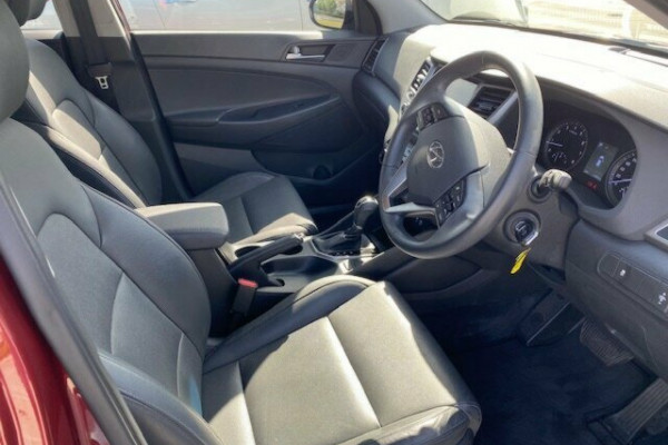 2017 MY18 Hyundai Tucson TL MY18 Active X 2WD Suv Image 4
