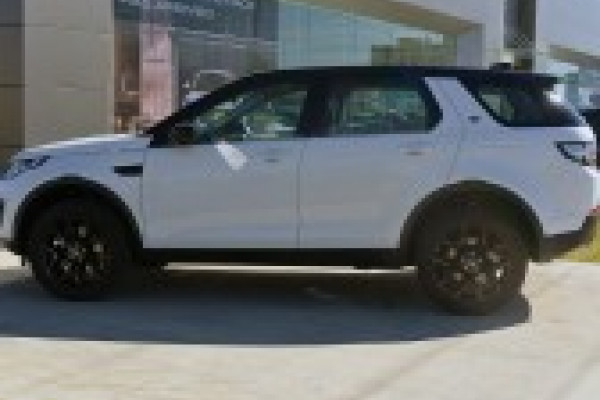 2019 Land Rover Discovery Sport L550 19MY SD4 Suv Image 2