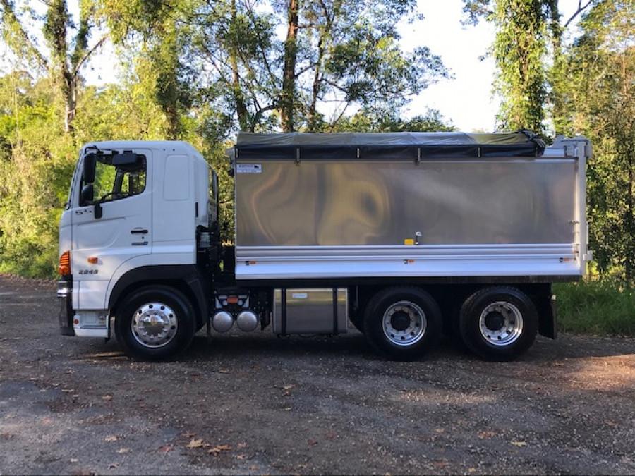 2020 Hino Ss 2848 Air Truck Image 26