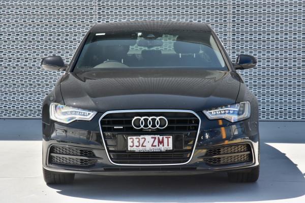 2014 Audi A6 4G MY14 Bi-Turbo Sedan Image 2