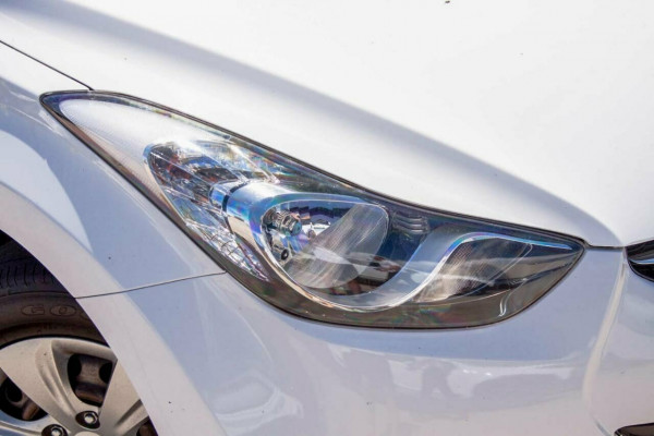 2012 Hyundai Elantra MD2 Active Sedan