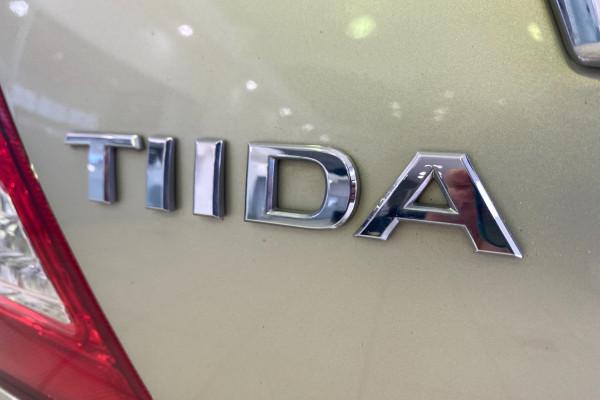 2006 MY07 Nissan Tiida C11 Ti Sedan