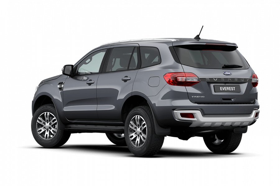 2020 MY20.75 Ford Everest UA II Trend 4WD Suv