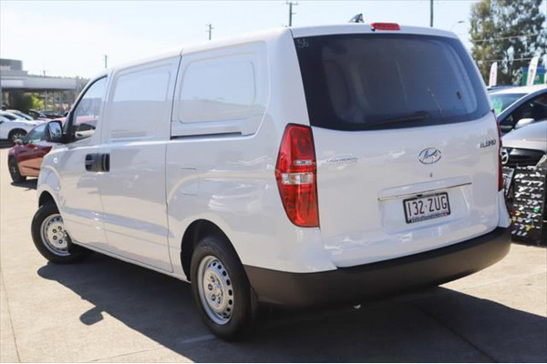 2020 Hyundai Iload TQ4 MY20 Van Image 2