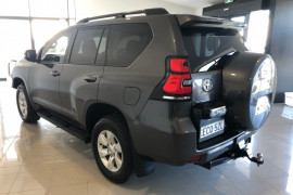 2018 Toyota Landcruiser Prado GDJ150R GXL Suv Image 5