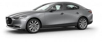 2021 Mazda 3 BP G20 Evolve Sedan Sedan image 23