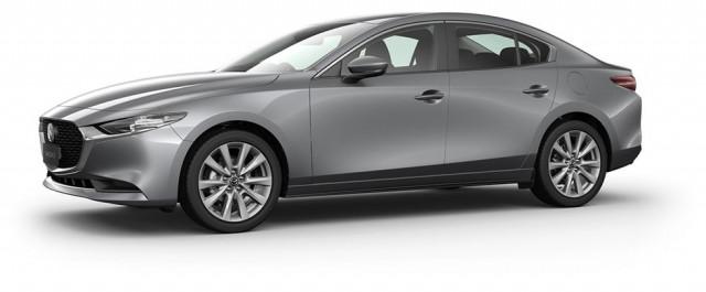 2021 Mazda 3 BP G20 Evolve Sedan Sedan Mobile Image 23
