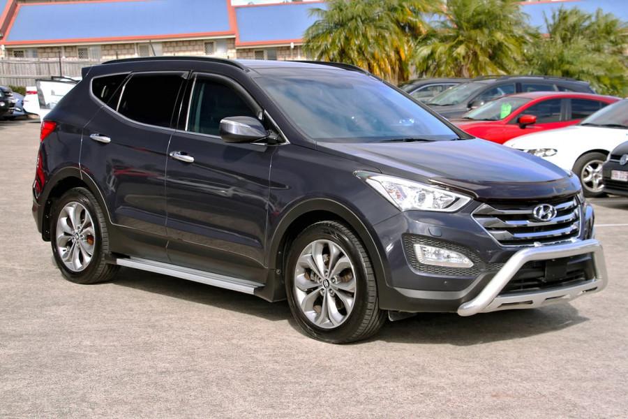 2012 Hyundai Santa Fe DM MY13 Highlander Suv