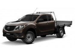 Mazda BT-50 4x2 3.2L Freestyle Cab Chassis XT UR