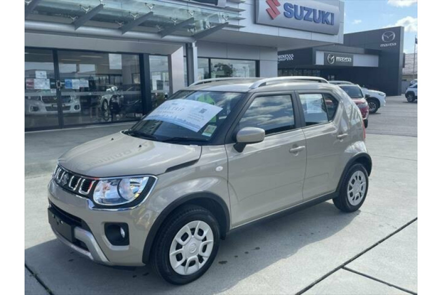 2021 Suzuki Ignis MF Series II GL Suv