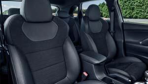 i30 N Sport seats