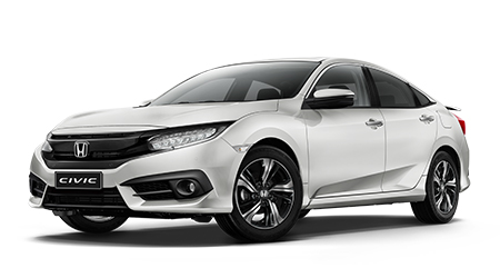 2018 Honda Civic Sedan 10th Gen RS Hatchback