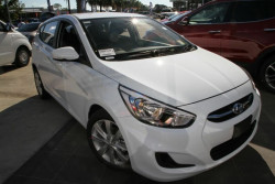 Hyundai Accent Sport Hatch RB6