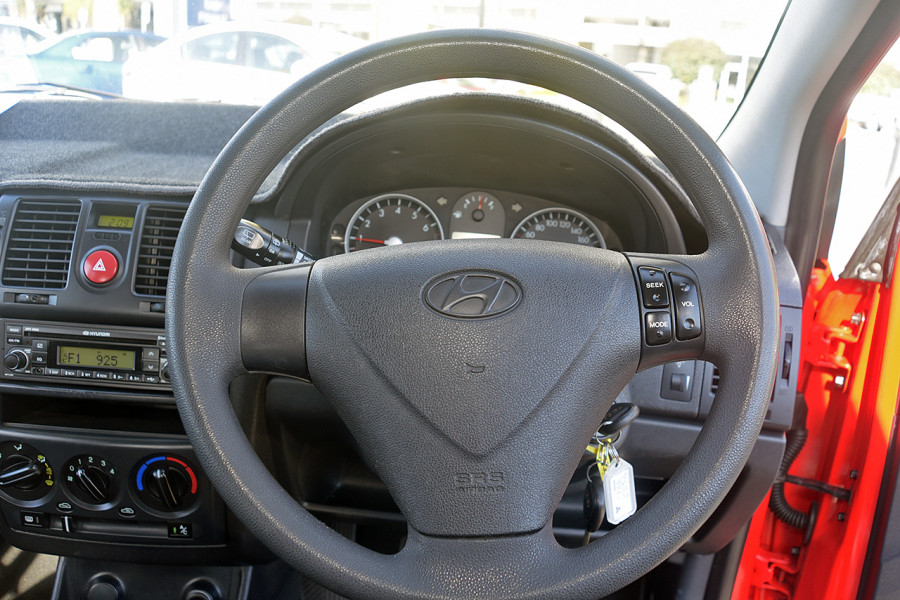 2010 MY09 Hyundai Getz TB MY09 S Hatchback Mobile Image 13
