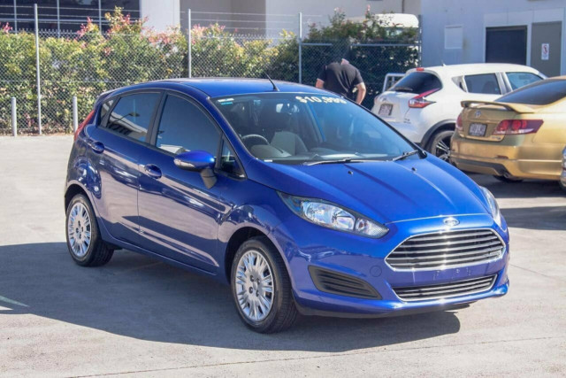 2013 Ford Fiesta Ambiente