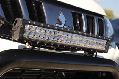 2018 Mitsubishi Triton MQ MY18 GLS Utility Image 2