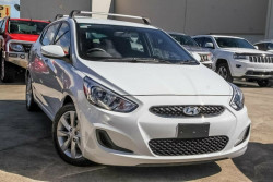 Hyundai Accent Sport RB6 MY18