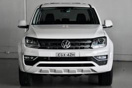 2018 Volkswagen Amarok 2H MY18 TDI550 Utility Image 2