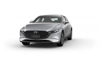2021 Mazda 3 BP G25 Evolve Hatchback Image 3