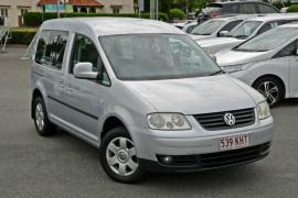 Volkswagen Caddy Wagon Life SWB 2K