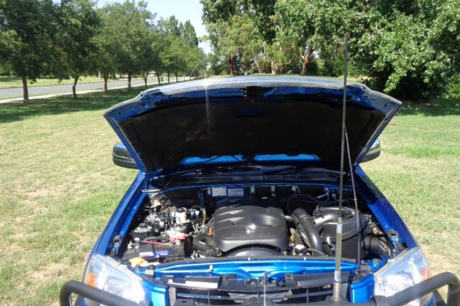 2010 Mazda BT-50 UNY0E4 SDX Utility