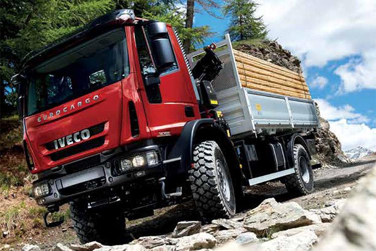Eurocargo 4x4 Eurocargo 4x4 Range