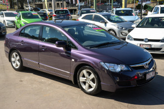 2006 Honda Civic 8th Gen VTi-L Sedan Image 5