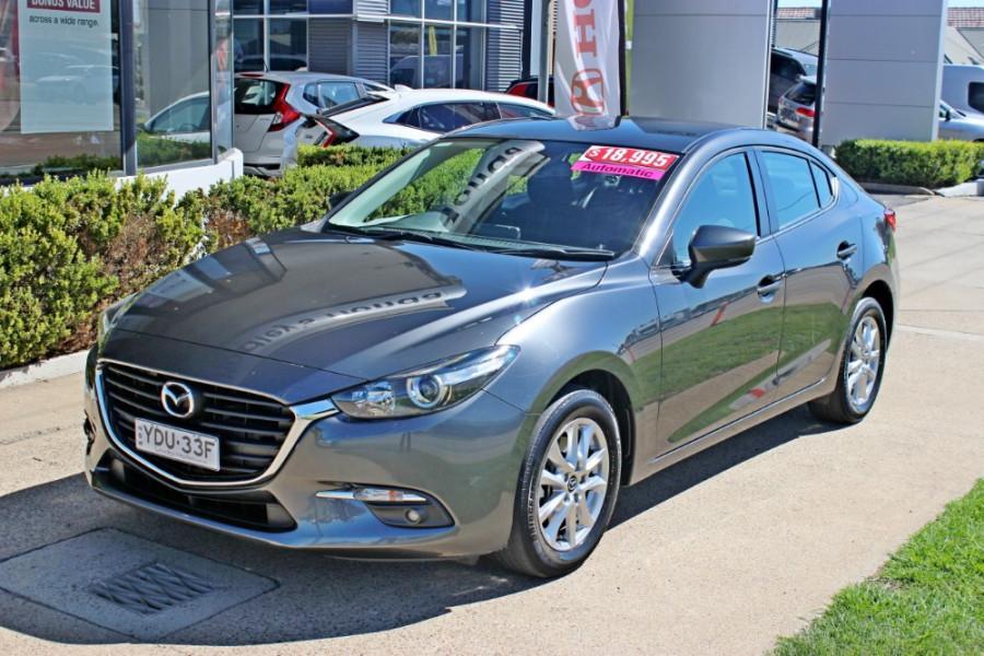 2016 Mazda Mazda3 BN5278 Maxx Sedan