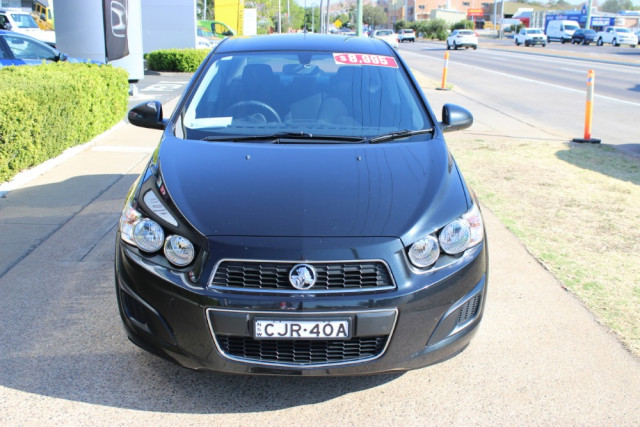 2012 MY11 Holden Barina TK  Sedan Mobile Image 3
