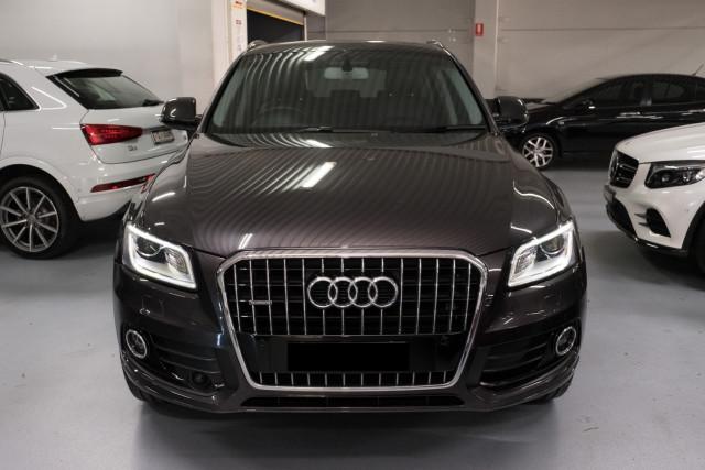 2016 Audi Q5 8R  TDI Suv Image 4