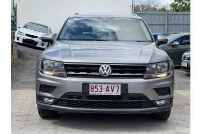 2017 Volkswagen Tiguan 5N MY18 132TSI Comfortline Suv Image 4