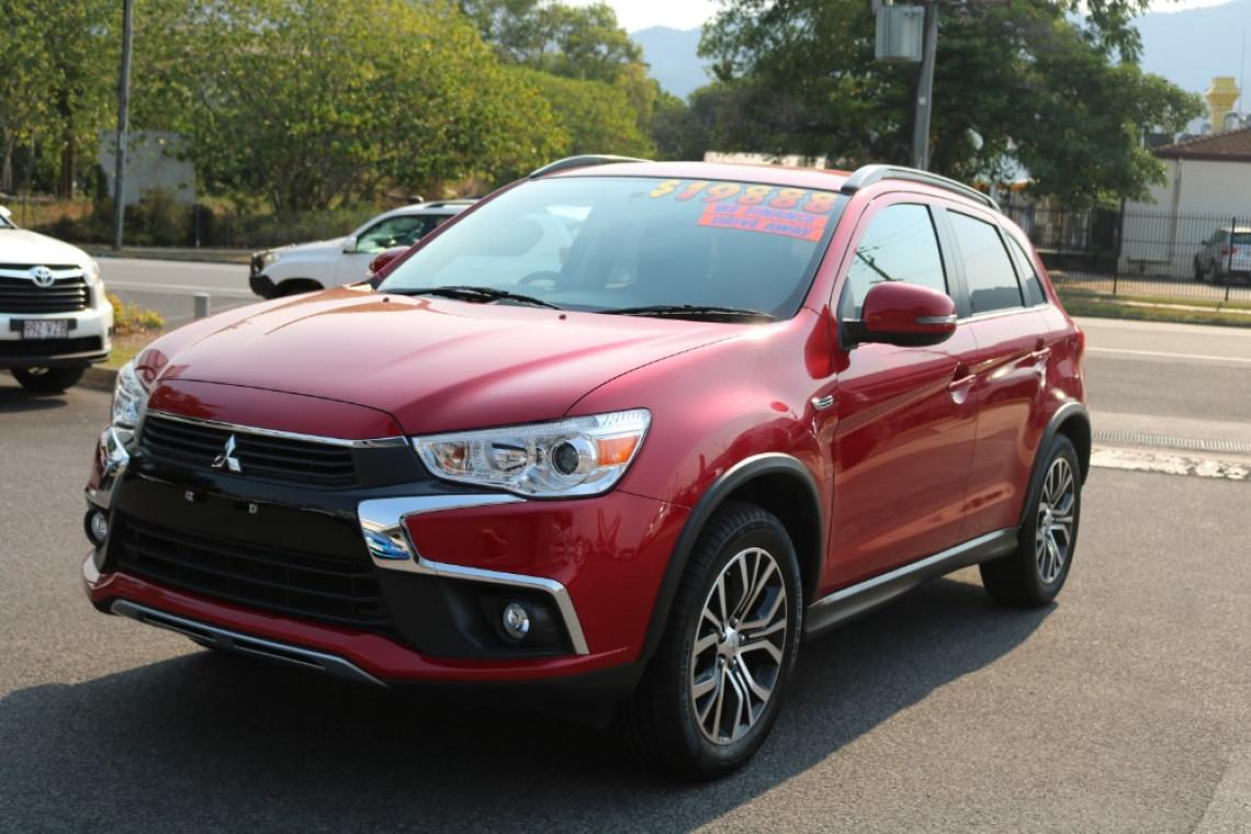 2017 Mitsubishi ASX XC MY17 LS Wagon