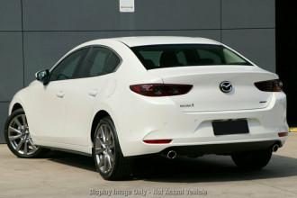2021 Mazda 3 BP2S76 G20 SKYACTIV-MT Evolve Sedan Image 3