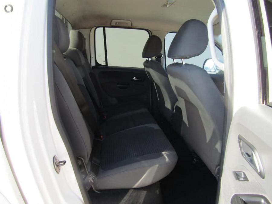 2013 MY14 Volkswagen Amarok 2H MY14 TDI400 Cab chassis Image 15