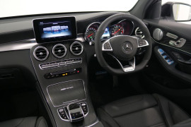 2018 Mercedes-Benz C Class M-AMG GLC63 S Coupe Image 5