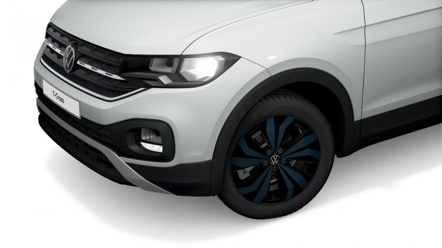 2021 Volkswagen T-Cross C1 85TSI CityLife (Bamboo Garden) Wagon Image 7