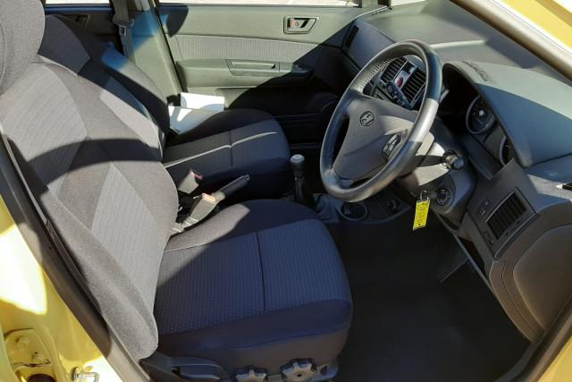 2008 MY09 Hyundai Getz TB  SX Hatchback