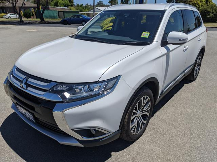 2016 MY17 Mitsubishi Outlander ZK  LS Safety LS - Safety Pack Suv