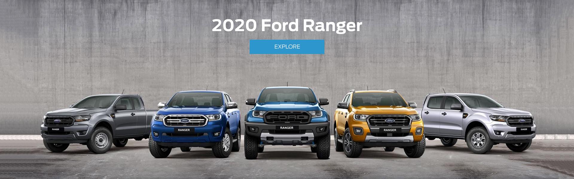 See the full range of Ford Ranger models at Alpine Ford