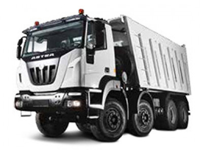 New IVECO Astra