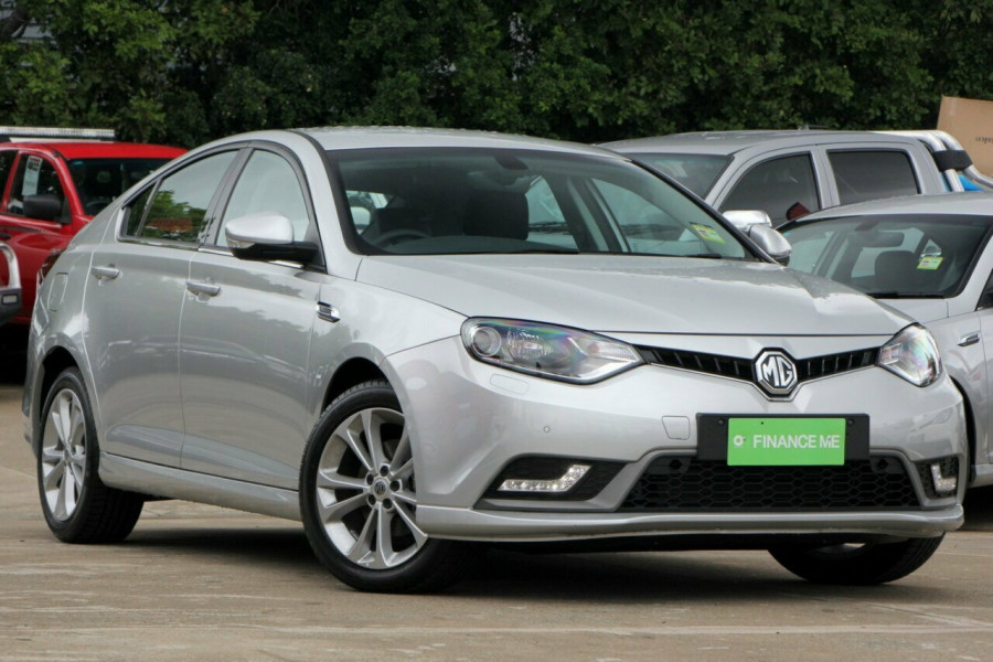 2017 MG MG6 PLUS IP2X Essence Hatchback