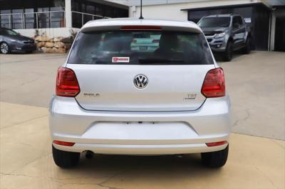 2015 MY16 Volkswagen Polo 6R MY16 81TSI Comfortline Hatchback Image 3