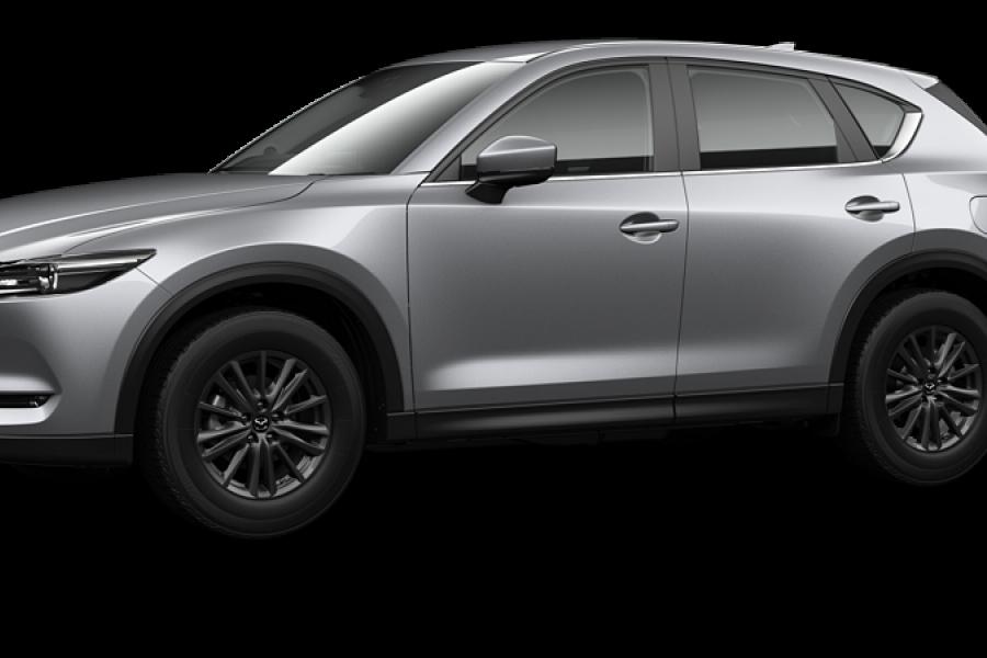 2020 Mazda CX-5 KF2W7A Maxx Sport Suv