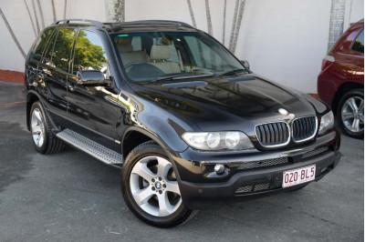 2005 BMW X5 E53 MY05 d Suv Image 2