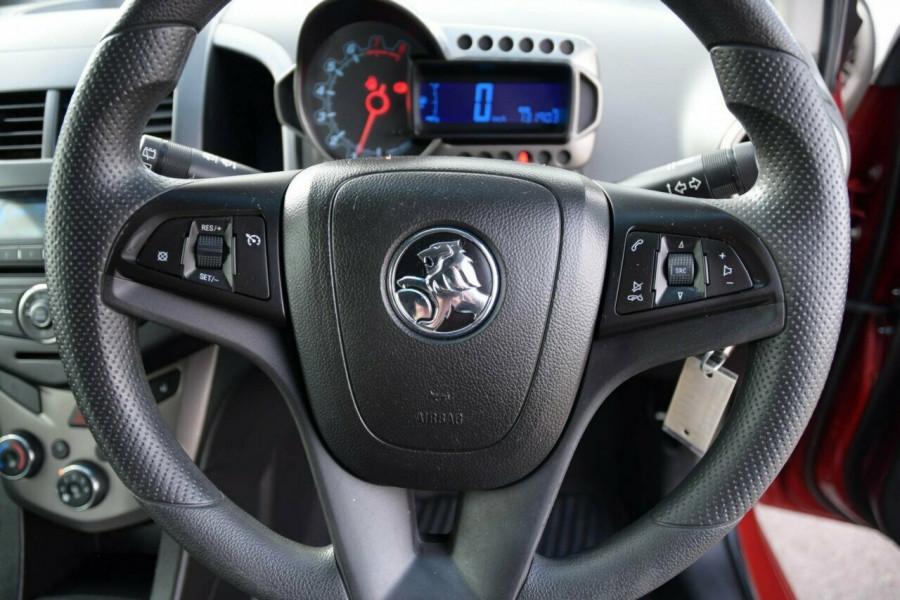 2012 Holden Barina TM Hatchback Image 12